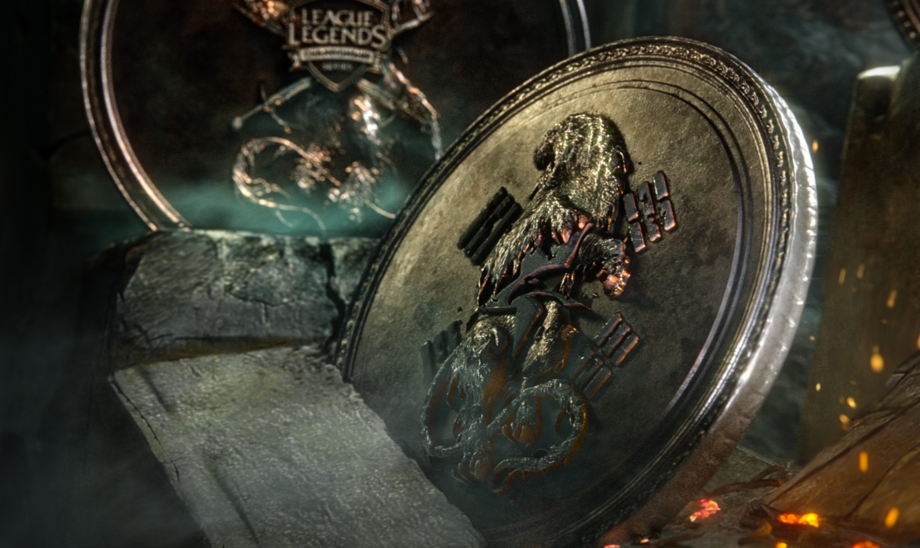 League of Legends Mid-Season Invitational 2018 Platige Image