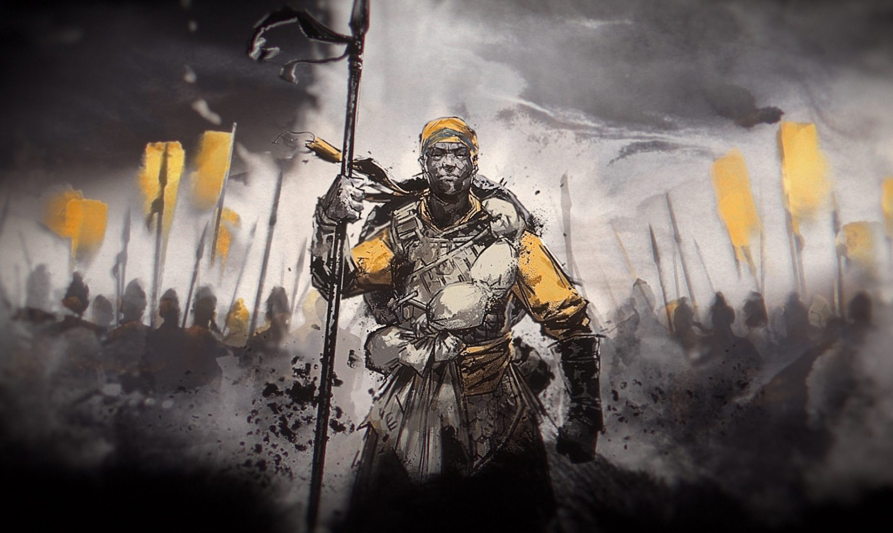 Total War Three Kingdoms Yellow Turban Rebellion 2