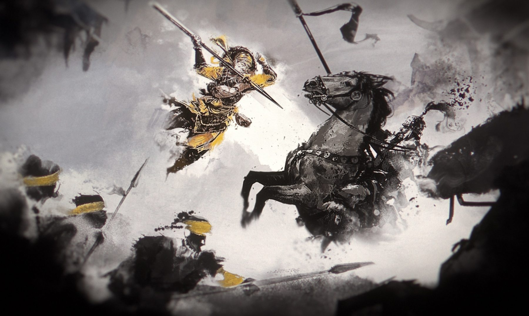 Total War Three Kingdoms Yellow Turban Rebellion 4