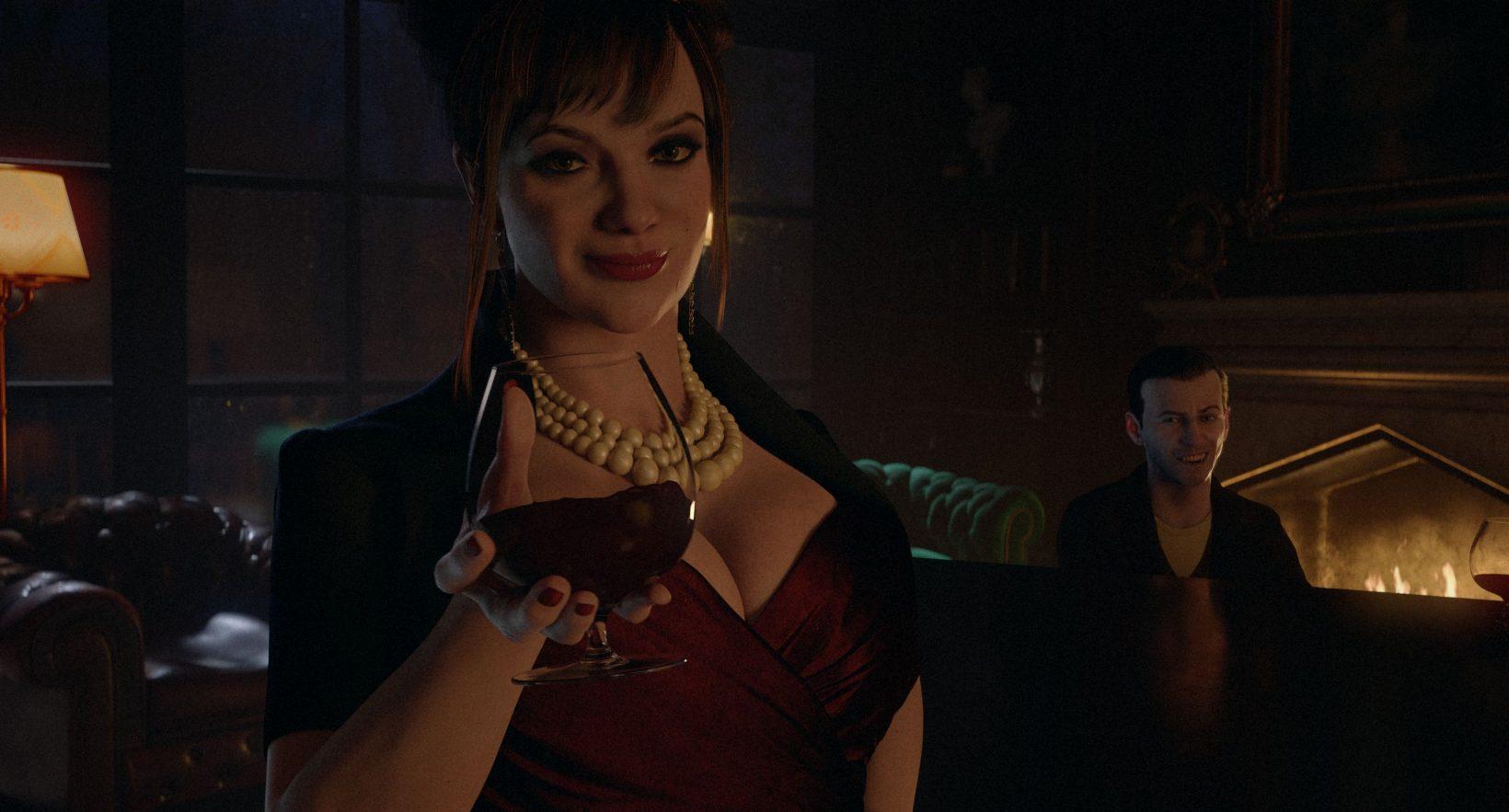 Vampire the masquerade one shot