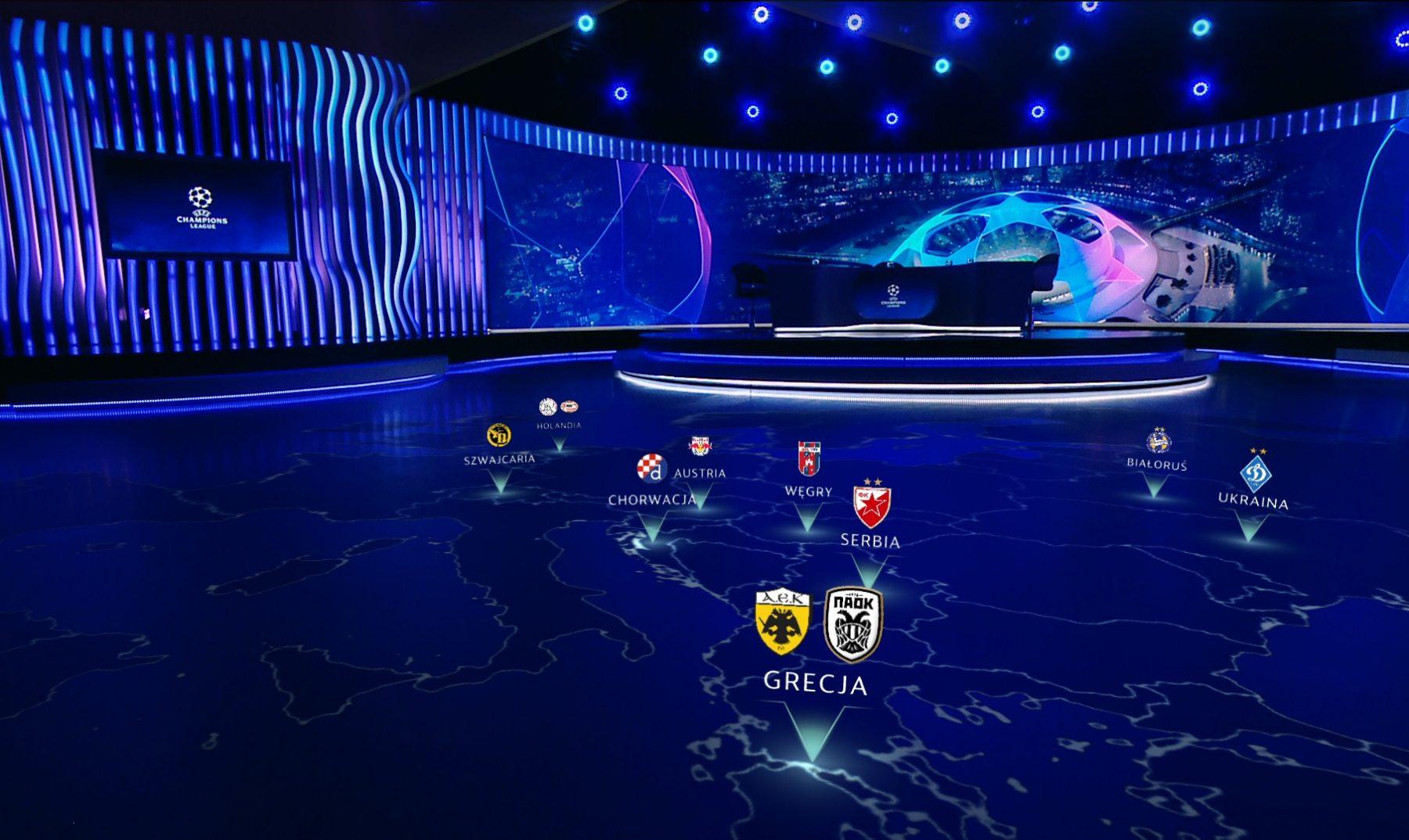 Champions League 2018 2019 Polsat Sport