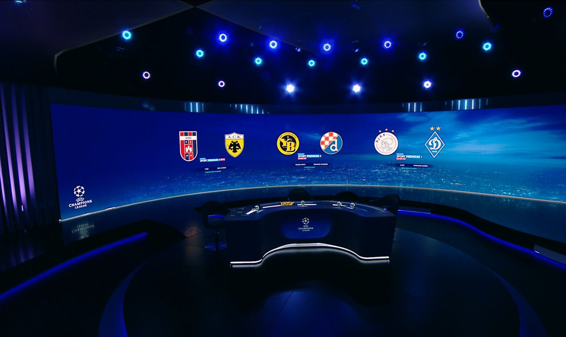 Champions League 2018 2019 Polsat Sport 2